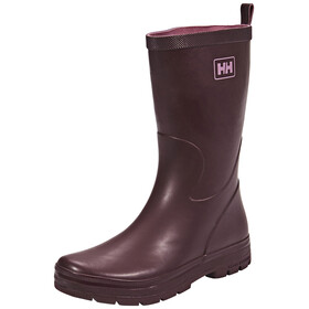 Helly Hansen Midsund 2 Rubber Boots Women eggplant / dusky orchid